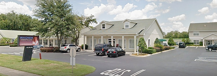 Chiropractic Eustis FL Office Building